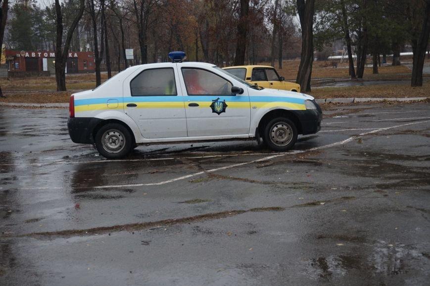 В Кривом Роге на светофоре столкнулись два легковых автомобиля (ФОТО) (фото) - фото 1