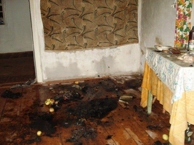 В Попельнянском районе сигареты стали причинной гибели мужчины (фото) - фото 1