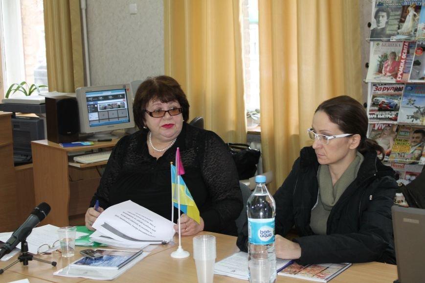 В Артемовске-Бахмуте состоялся тренинг для переселенцев, фото-3