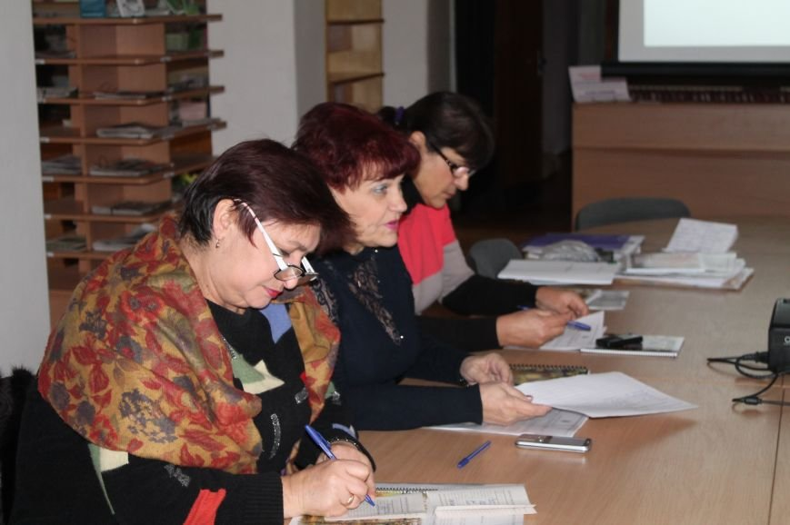 В Артемовске-Бахмуте состоялся тренинг для переселенцев, фото-1