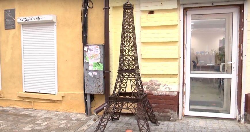 В Сумах теперь своя Эйфелева башня (ФОТО) (фото) - фото 1