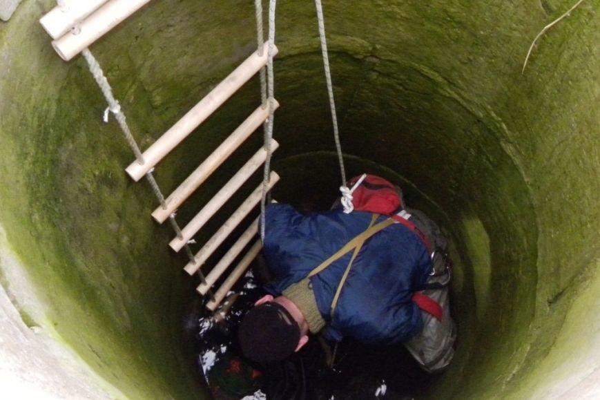 В Черниговской области в колодце нашли труп мужчины (фото) - фото 1