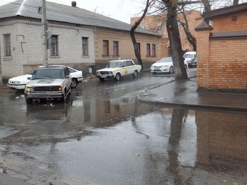 В Кировограде произошло ДТП: «ВАЗ» чуть не перевернул маршрутку. ФОТО (фото) - фото 1