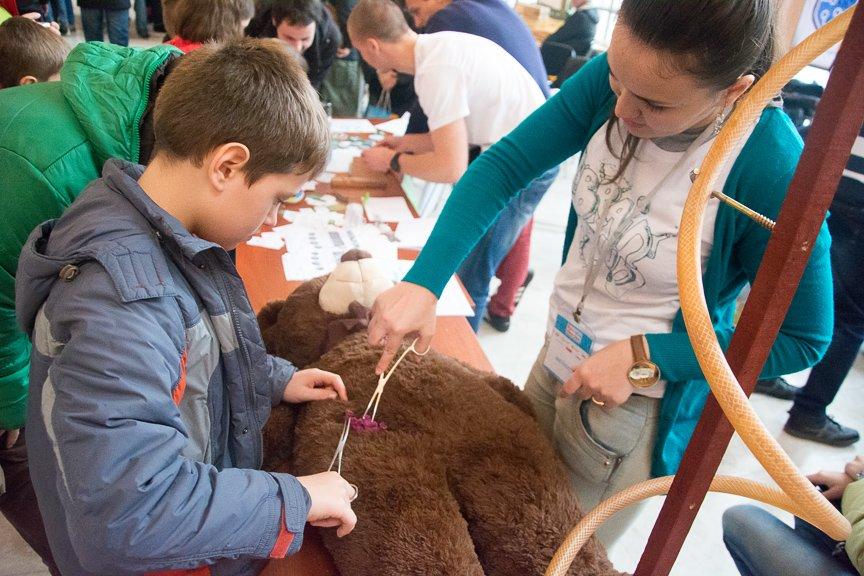 В Киеве прошел фестиваль современных технологий, изобретений и креативности (фото) - фото 1