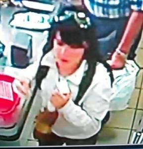 Розыск: в Гродно женщина нашла чужую карточку и похитила с нее 3 млн. рублей (фото) - фото 1