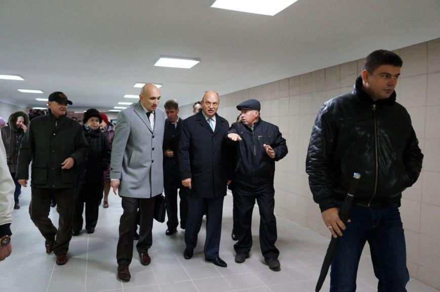 В Симферополе сегодня торжественно открыли подземный переход на пр. Победы (ФОТО), фото-5