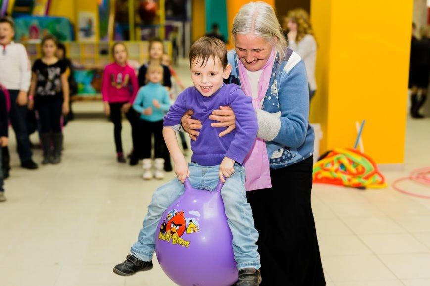 В Кривом Роге открылся детский развлекательный центр нового формата JUMP CITY (фото) - фото 1