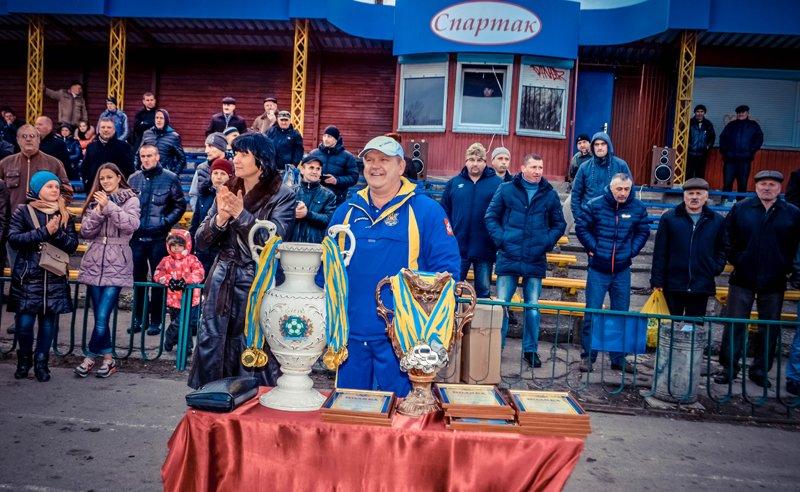 У Житомирі визначився володар Кубку Чемпіонів серед сільських команд (фото) - фото 1