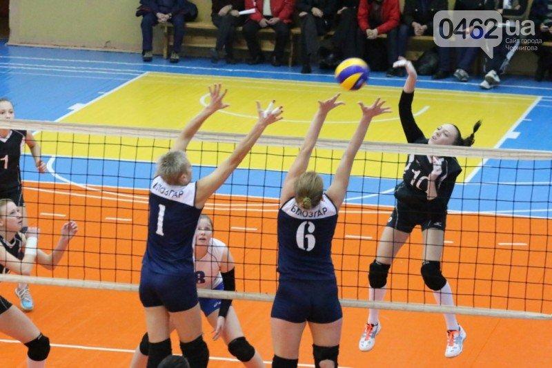 Волейболистки черниговского «Педуниверситета» одержали первую в сезоне победу, фото-4