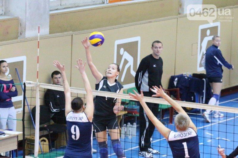 Волейболистки черниговского «Педуниверситета» одержали первую в сезоне победу, фото-3