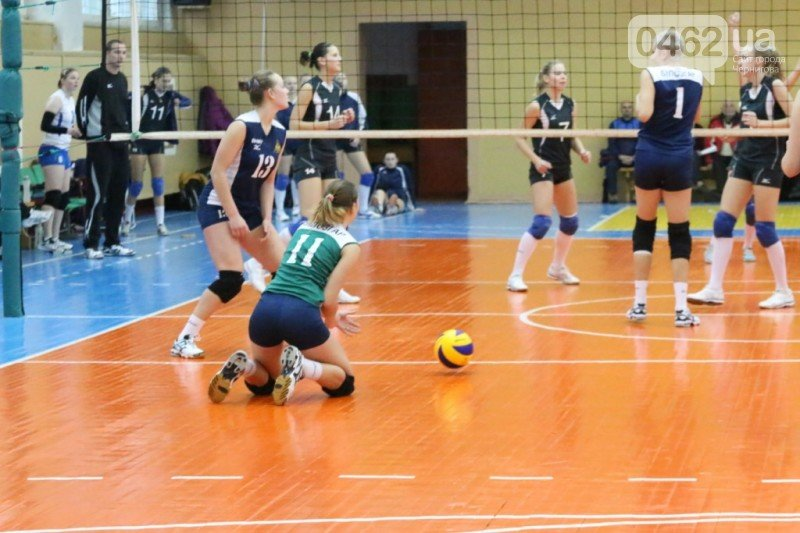 Волейболистки черниговского «Педуниверситета» одержали первую в сезоне победу, фото-6