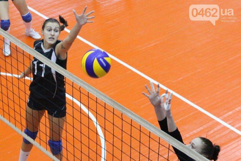 Волейболистки черниговского «Педуниверситета» одержали первую в сезоне победу, фото-7