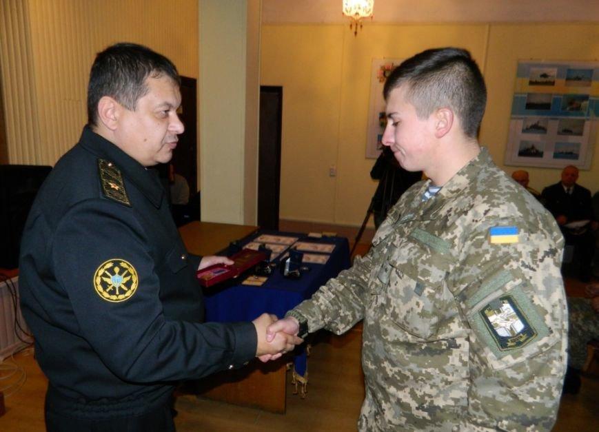 В Одессе морская пехота отметила профессиональный праздник (ФОТО) (фото) - фото 1