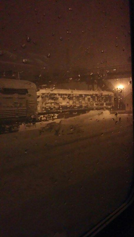 Волноваху замело снегом (ФОТО) (фото) - фото 1