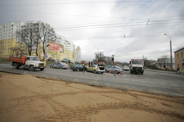 За сутки на Гродненщине произошло три ДТП: среди пострадавших пассажирка такси и девочка (фото) - фото 7