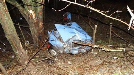 На Сумщине в ДТП погиб 42-летний водитель (ФОТО+ВИДЕО) (фото) - фото 1