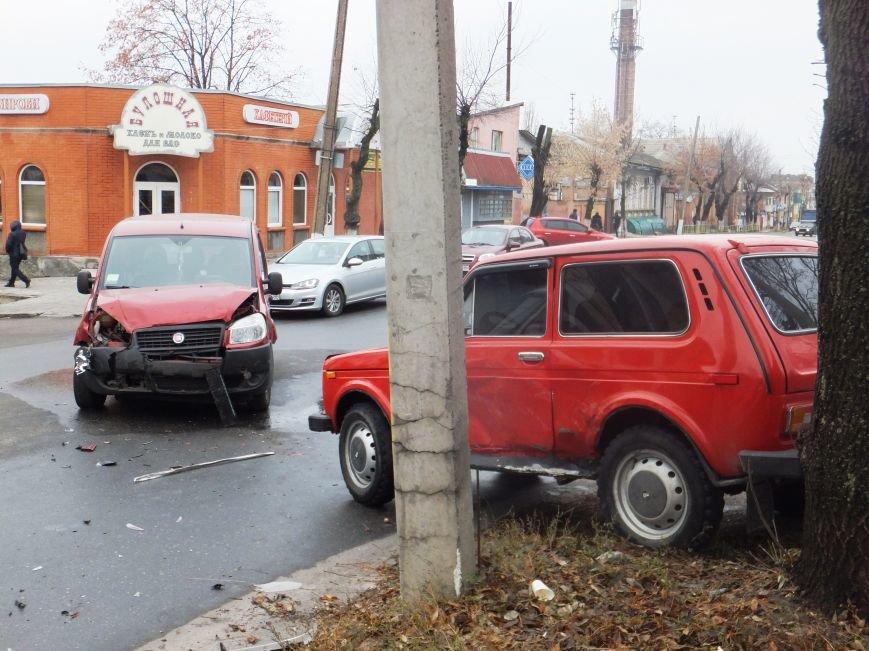 На опасном перекрестке Кировограда произошло ДТП. ФОТО (фото) - фото 1