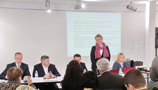 Кудлаєнко зібрав вінницький бізнес, щоб ті запропонували законодавцям своє бачення податкової лібералізації, фото-1