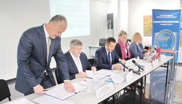 Кудлаєнко зібрав вінницький бізнес, щоб ті запропонували законодавцям своє бачення податкової лібералізації, фото-2