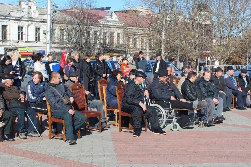 Пострадавшие на производстве крымчане получили новые автомобили «Лада» (ФОТО) (фото) - фото 4