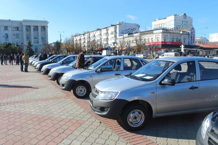 Пострадавшие на производстве крымчане получили новые автомобили «Лада» (ФОТО) (фото) - фото 2