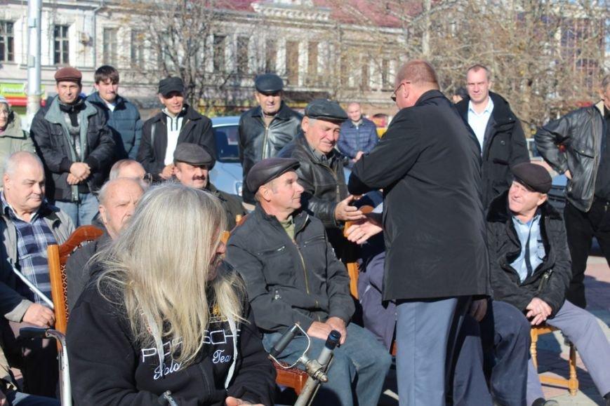 Пострадавшие на производстве крымчане получили новые автомобили «Лада» (ФОТО) (фото) - фото 9