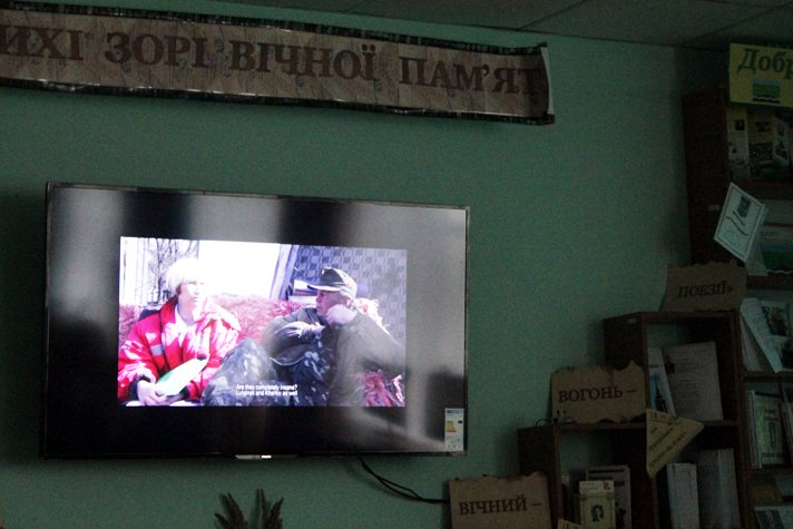 Документальный фильм «Медик іде останньою» не оставил равнодушными добропольских зрителей, фото-4