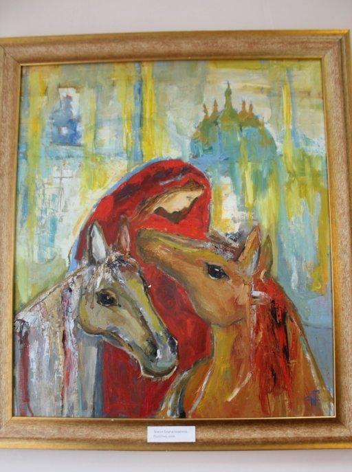 Юний вінницький художник відкрив виставку присвячену жертвам терактів у Парижі, фото-6