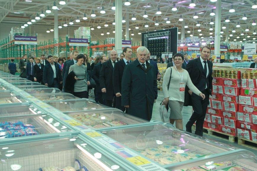 Оптово-розничный торговый парк «Мезоджи» открылся в Пушкинском районе (фото) - фото 1