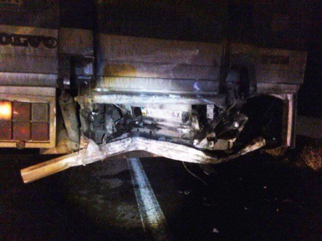 У ДТП, яка сталась в Ульяновському районі, травмовані дві людини (ФОТО) (фото) - фото 1