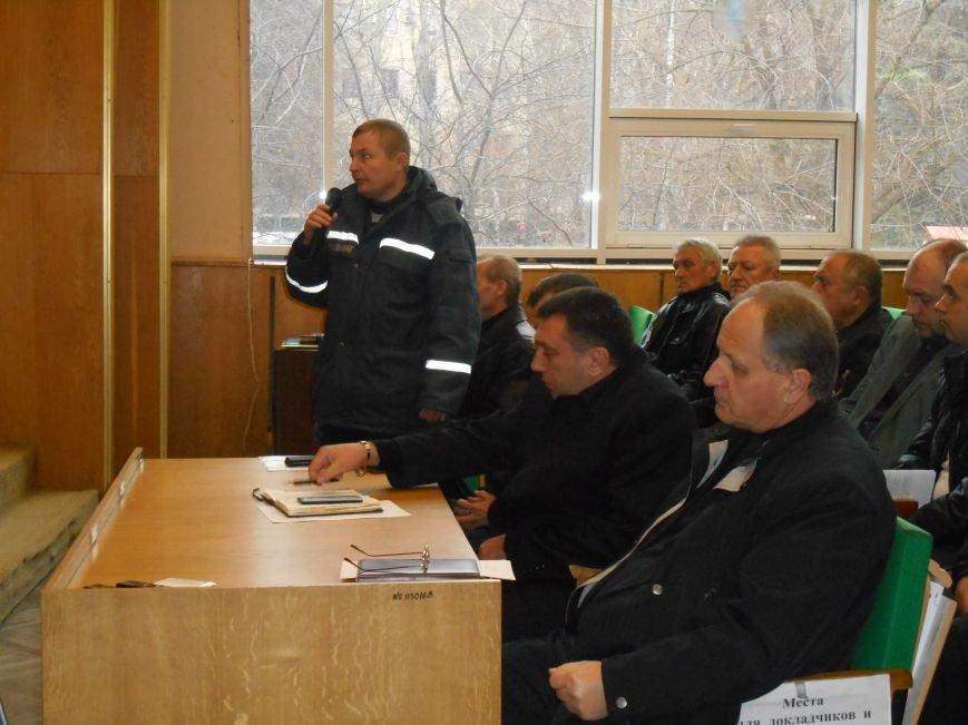 Управление МЧС в Славянске работает в усиленном режиме (фото) - фото 1