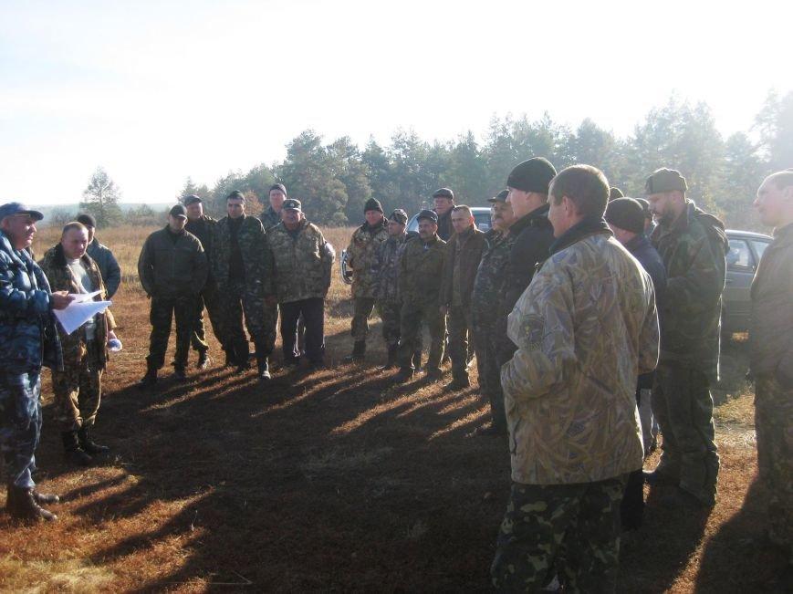 Под Харьковом экологи не дали браконьерам устроить охоту на зайцев (ФОТО), фото-1