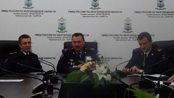 Начальник полиции Белгородской области представил «Народного участкового» и «Инспектора Гаджета» (фото) - фото 1