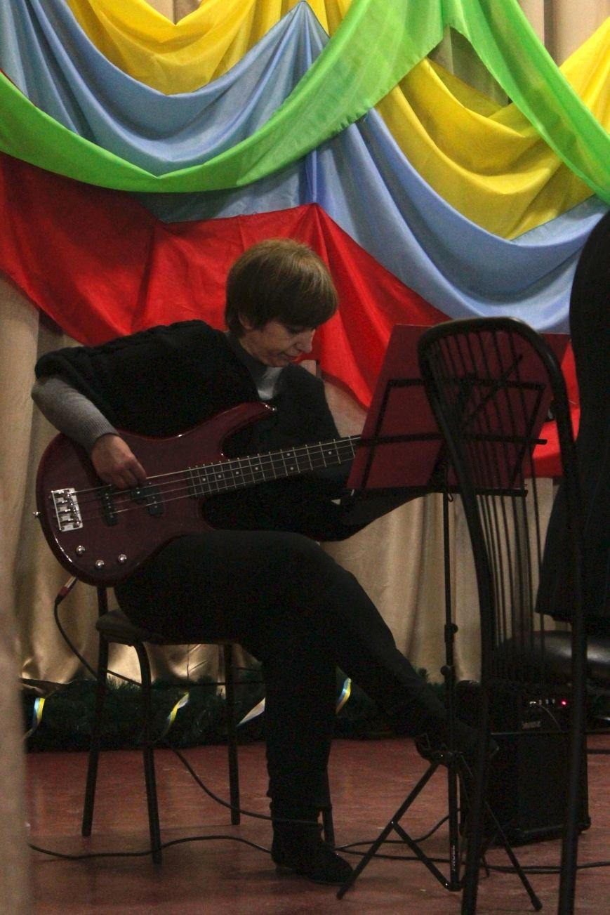 В добропольской музыкальной школе звучали песни военных лет (ФОТО), фото-10