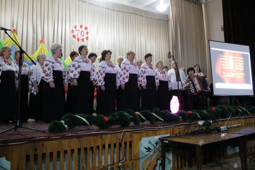 В добропольской музыкальной школе звучали песни военных лет (ФОТО), фото-11