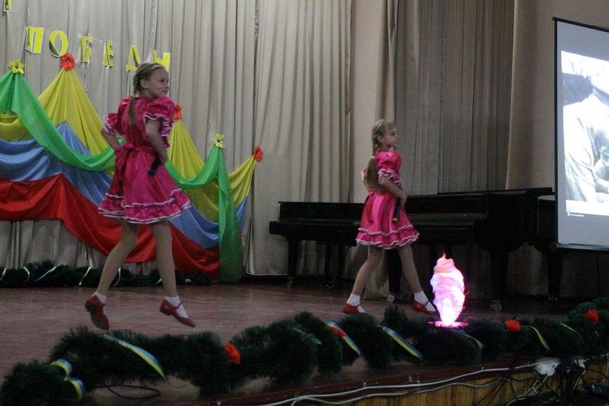В добропольской музыкальной школе звучали песни военных лет (ФОТО), фото-8