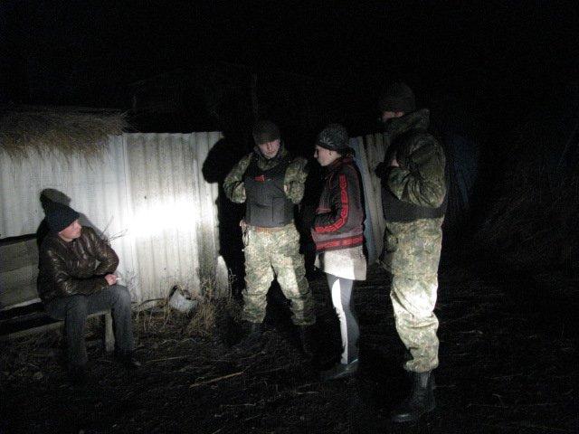 У групп быстрого реагирования в Доброполье на счету уже 10 выездов, фото-1