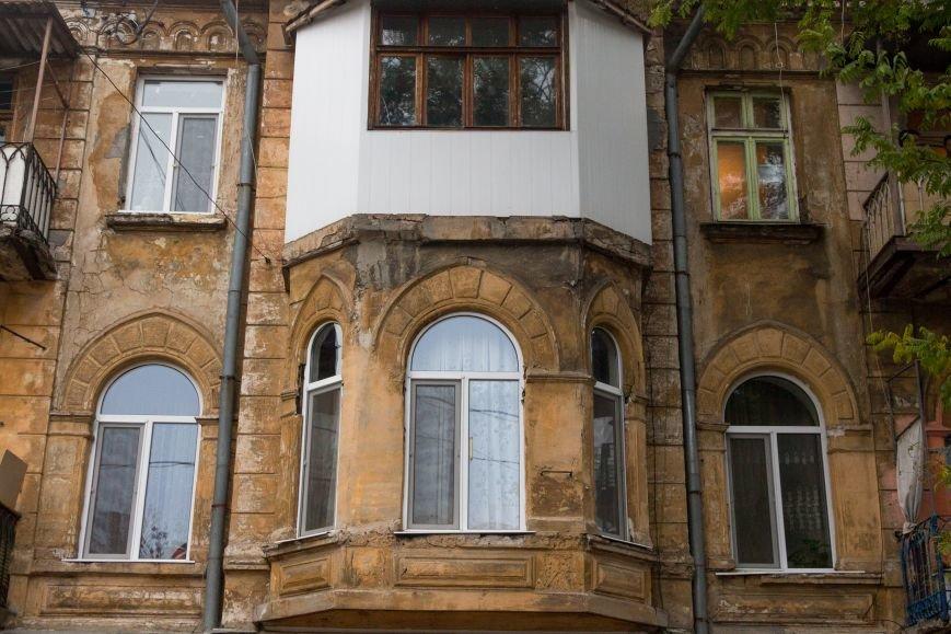 319a6109c8bee0af9814770c89d12caf На стыке культур: одесский переулок Ониловой