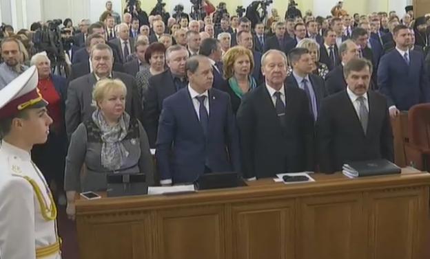 Новая сессия Харьковского горсовета началась с Гимна Украины (ФОТО) (фото) - фото 1