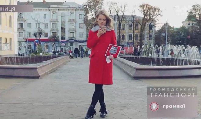 Як інспектор Фреймут перевіряла вінницькі трамваї, показали на всю Україну, фото-1