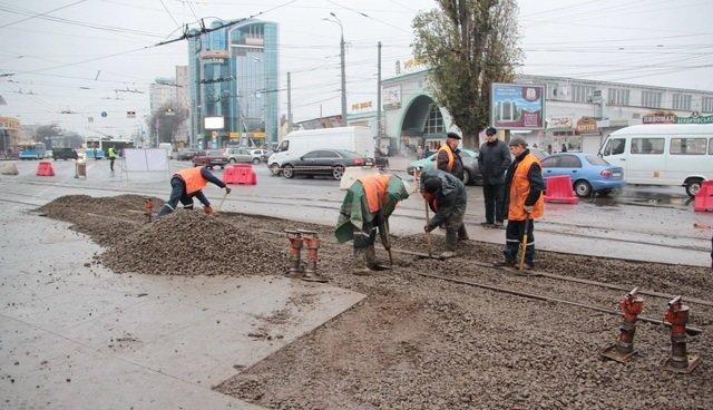 Як автомобільна Вінниця встала біля «Урожаю», фото-5
