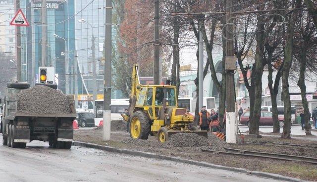 Як автомобільна Вінниця встала біля «Урожаю», фото-3