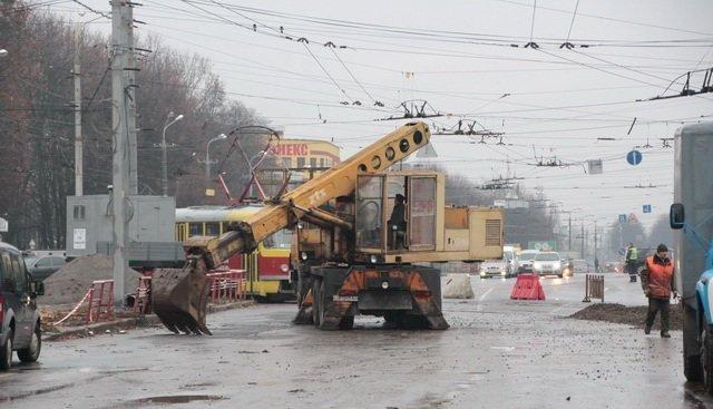 Як автомобільна Вінниця встала біля «Урожаю», фото-4