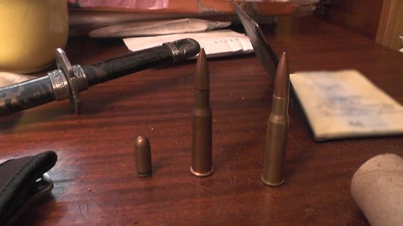 В Киевской квартире обнаружили арсенал оружия (ФОТО) (фото) - фото 1