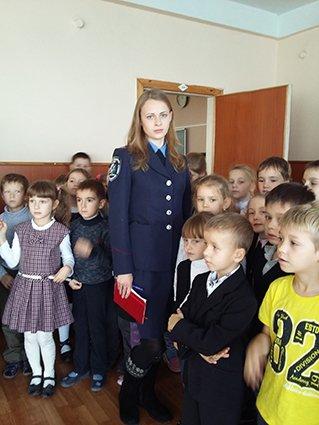 Днепропетровская полиция напомнила детям правила безопасности на дороге (ФОТО) (фото) - фото 1