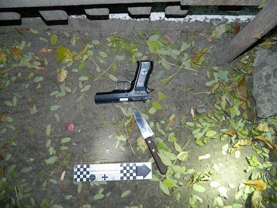 На Подоле пьяный мужчина стрелял из пистолета (ФОТО) (фото) - фото 1