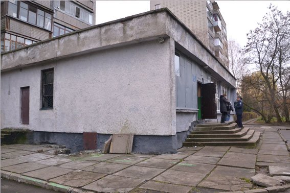 З'явилися фото з місця підпалу дільничого пункту поліції у Львові (ФОТО) (фото) - фото 1