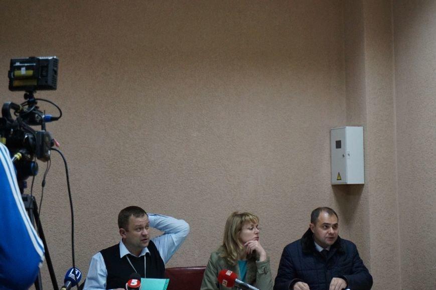 Павел Гивель назвал последнее заседание Криворожского избиркома очень сложным (ФОТО) (фото) - фото 1