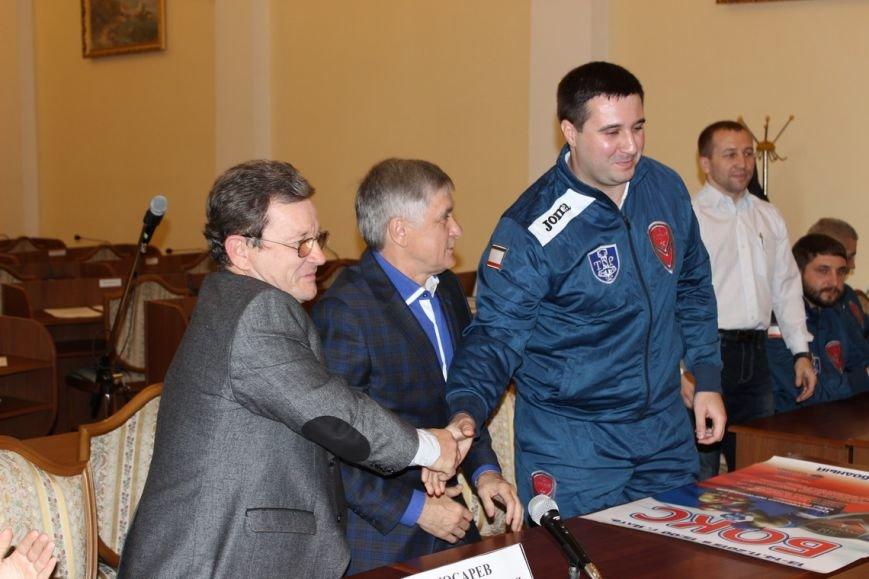 Юные боксеры из Донецкой народной Республики приняли участие в турнире в Ялте, фото-1