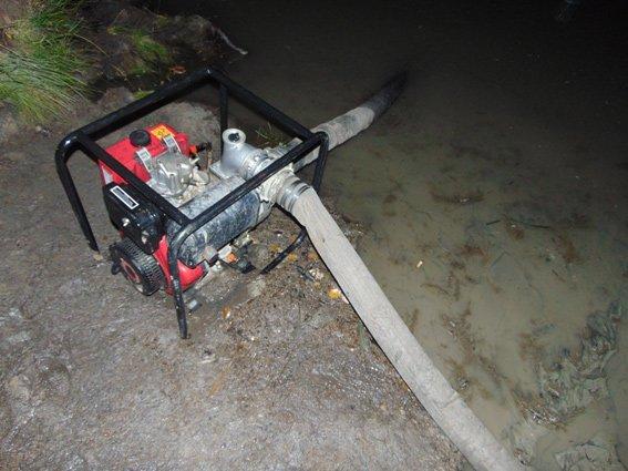 В Коростенском районе задержаны копатели янтаря (фото) - фото 1